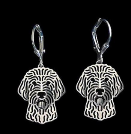 Silver Doodle Earrings | HeyDood.life